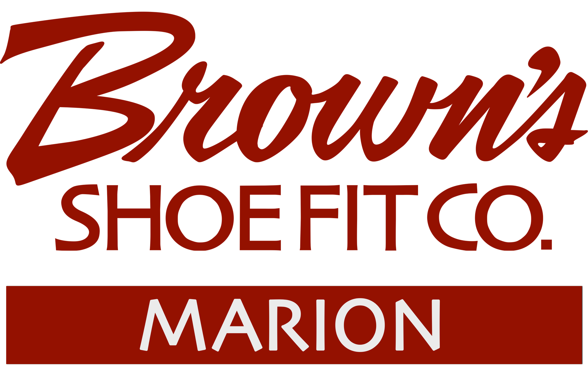 Browns Marion Stacked Logo Desktop